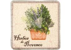 Bohemia Gifts de Provence decorative tile 10 x 10 cm