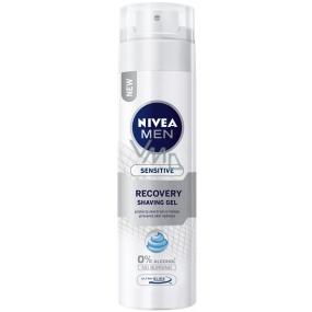 Nivea Shaving Gel 200ml Sensitive Recovery 4742