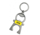 Albi Keychain with date - opener February 5 x 12 x 0,2 cm