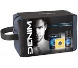 Denim Original After Shave Splash for Men 100 ml + deodorant spray 150 ml + etue, cosmetic set