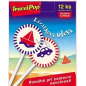 VitaHarmony TravelPop for Travel Nausea 12pcs 0607