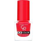 Golden Rose Ice Color Nail Lacquer mini nail polish 192 6 ml