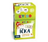 Albi Kvído Íčka listed words playfully recommended age 8+