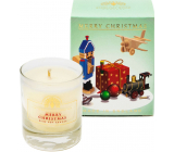 English Soap Vintage Toys - Retro toy soy scented candle 170 ml, burns for up to 35 hours
