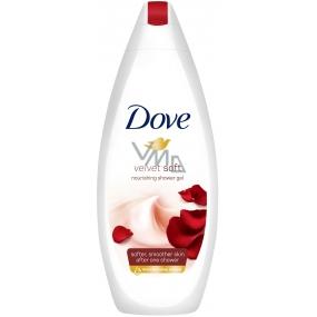 Dove Velvet Soft Nourishing Shower Gel 250 ml