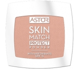 Astor Skin Match Protect Powder Powder 201 Sand 7g