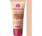 Dermacol Toning Cream 2v1 make-up Biscuit 30 ml