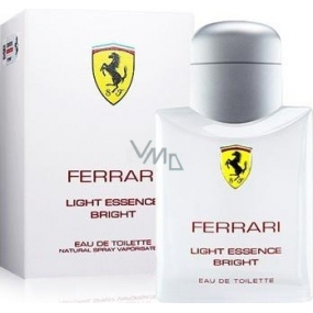 Ferrari Light Essence Bright eau de toilette unisex 40 ml