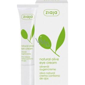 Ziaja Oliva eye and eyelid cream 15 ml