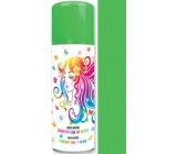 Angel Washable color hairspray green 125 ml