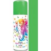 Angel Washable color hairspray green 125 ml