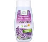 Bione Cosmetics Bio Levandule & Panthenol, Keratin regenerační šampon na vlasy 250 ml