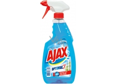 Ajax Optimal 7 Multi Action glass cleaner sprayer 500 ml