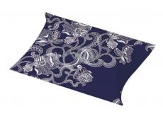 Box Folding Glitter S - Dark Blue 7684