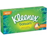 Kleenex Balsam hygienic handkerchiefs with marigold extract 3 layers of 72 pieces