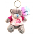 MTY Keychain Plush 19M My keys new