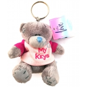 MTY Keychain Plush 19M My keys new