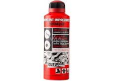 Predator Repellent Outdoor waterproof repellent impregnation repels and kills mosquitoes and ticks 200 ml
