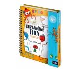 Albi Kvído Dancing markers erasable exercise book for children 3+ years
