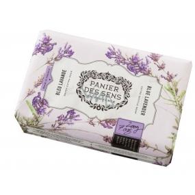 Panier des Sens Lavender blue luxury soap with shea butter 200 g