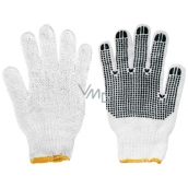 Spokar Knitted with dots, working gloves