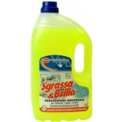 Sgrassa & Brilla Degreaser kitchen cleaner also removes grease from 5 l engines