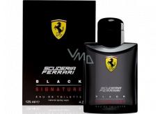 Ferrari Black Signature EdT 125 ml men's eau de toilette