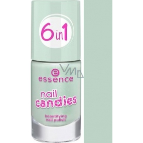 Essence Nail Candies 6in1 nail polish 09 A Hint Of Mint 8 ml