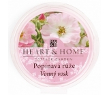 Heart & Home Climbing Rose natural scented wax 27 g