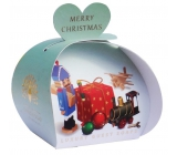 English Soap Merry Christmas Toys soap perfumed with shea butter 3 x 20 g