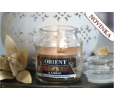 Lima Aroma Dreams Orient aromatic candle glass with lid 120 g