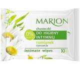 Marion napkins damp intimate HEŘMÁNEK 10pcs
