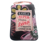 Albi Foldable bag with zipper named Kamila 42 x 41 x 11 cm