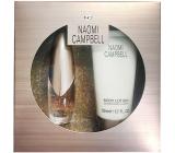 Naomi Campbell Naomi Campbell eau de toilette for women 15 ml + body lotion 50 ml, gift set