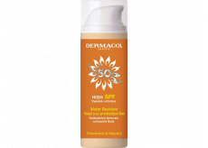 Dermacol Sun Water Resistent SPF50 waterproof toning protective skin fluid 50 ml