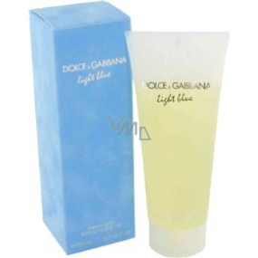 Dolce & Gabbana Light Blue sprchový gel 200 ml