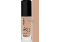 Catrice All Matt Shine Control Makeup 020 Nude Beige 30 ml