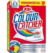 K2r Color Catcher Stop coloring laundry napkins 20 pieces