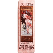 Bohemia Gifts & Cosmetics Alfons Mucha Rose toilet soap 125 g
