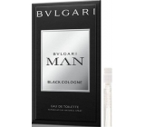 Bvlgari Man Black Cologne EdT 1.5 ml Eau De Toilette Spray, Vial
