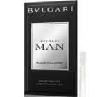 Bvlgari Man Black Cologne Eau De Toilette Spray 1.5 ml with Sprayer, Vialka