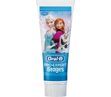 Oral-B Pro Expert Stages Frozen toothpaste for children 75 ml