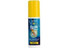 Alpa Pedik antiperspirant foot spray 90 ml
