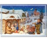 Albi Playing Cards in Bethlehem Cover Merry Christmas Boni Pueri Feast 14.8 x 21 cm
