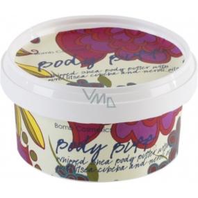 Bomb Cosmetics Velvet Vintage - Vintage Velvet Natural body butter handmade 160 ml