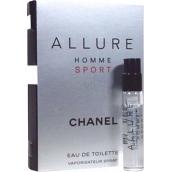 Chanel Allure Homme Sport EdT 1.5 ml Eau De Toilette Spray, Vial