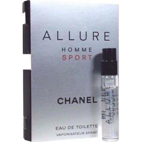 Chanel Allure Homme Sport EDT 1.5 ml Men's Eau De Toilette Spray