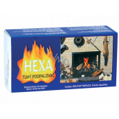 Hexa Solid lighter, solid alcohol, cubes, 200 g