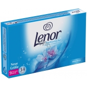 Lenor Aprilfrisch Dryer Wipes 34 pieces