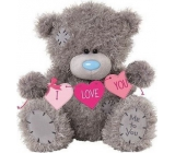 Me to You Teddy Bear I Love You 21 cm